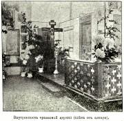 Якиманка. Марфо-Мариинская обитель милосердия. Церковь Марфы и Марии при больничном корпусе