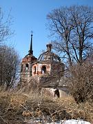 Церковь Екатерины - Алферьево, урочище - Шатковский район - Нижегородская область