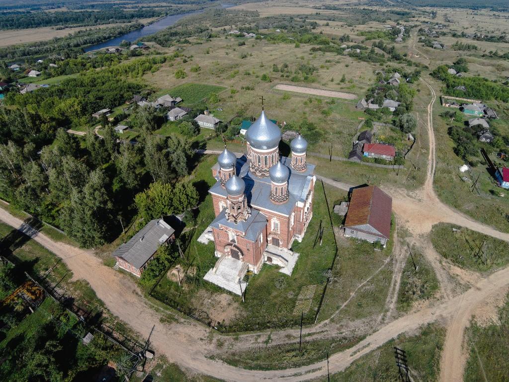 Село котелино рязанской области