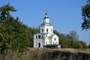Церковь Димитрия Солунского - Желябуга - Залегощенский район - Орловская область
