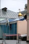 Церковь Василия Блаженного в Елохове - Москва - Центральный административный округ (ЦАО) - г. Москва