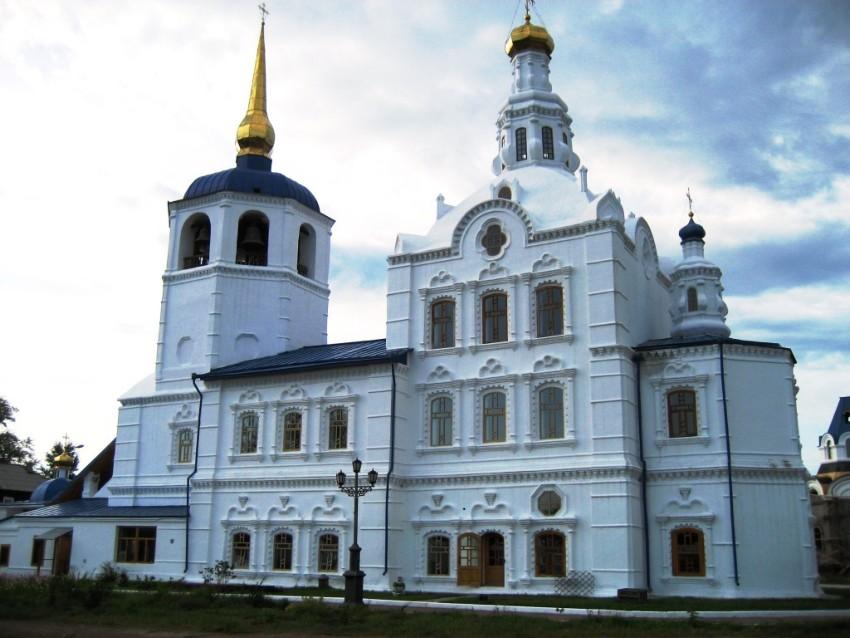 Кафедральный собор Смоленской иконы Божией Матери, Улан-Удэ