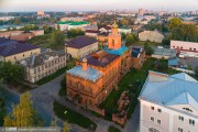 Рыбинск. Толгской иконы Божией Матери, церковь
