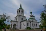 Церковь Троицы Живоначальной - Улан-Удэ - г. Улан-Удэ - Республика Бурятия