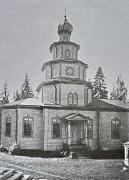 Церковь Рождества Пресвятой Богородицы - Сопины - Боровичский район - Новгородская область