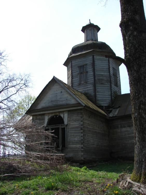Церковь Николая Чудотворца, Могилёвцы