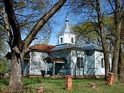 Церковь Николая Чудотворца - Челхов - Климовский район - Брянская область