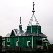Церковь Космы и Дамиана - Атяшево - Большеигнатовский район - Республика Мордовия