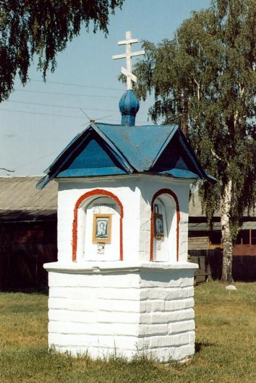 Неизвестная часовня, Черноситово