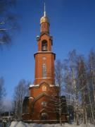 Токсово. Игоря Черниговского в колокольне собора Михаила Архангела, церковь