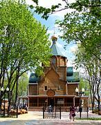 Церковь Иоанна Кронштадтского - Белгород - г. Белгород - Белгородская область