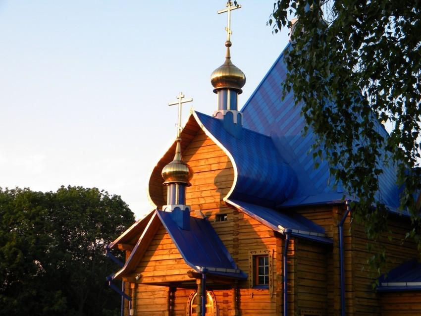 Церковь Введения во храм Пресвятой Богородицы, Белгород
