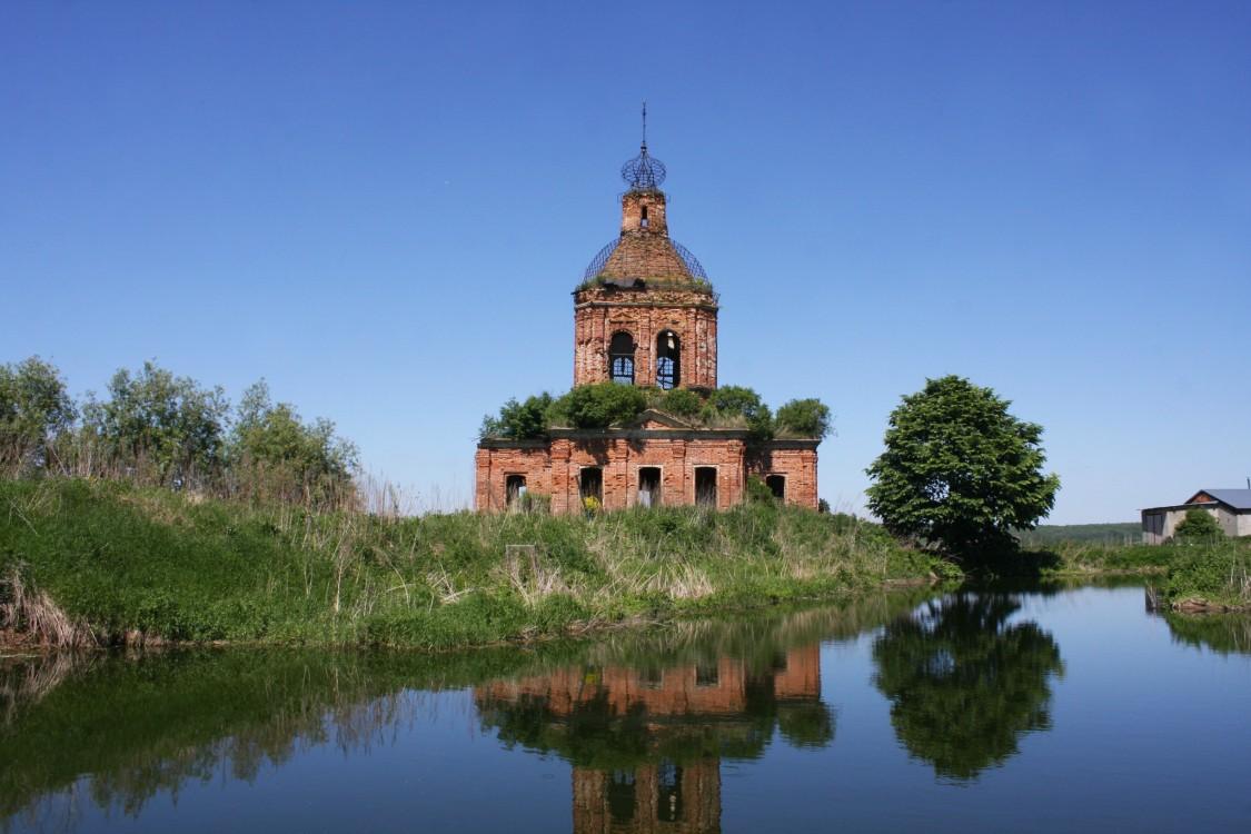 Церковь Спаса Преображения, Жердево