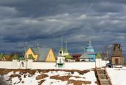 Михаило-Архангельский мужской монастырь - Усть-Вымь - Усть-Вымский район - Республика Коми