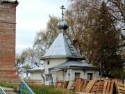 Михаило-Архангельский мужской монастырь. Неизвестная часовня - Усть-Вымь - Усть-Вымский район - Республика Коми