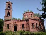 Церковь Рождества Христова - Трубецкое - Тарусский район - Калужская область