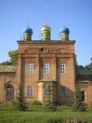 Иваненково (Троицкий). Троицы Живоначальной, церковь