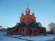 Уруссу. Николая Чудотворца, церковь