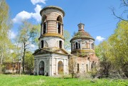 Церковь Успения Пресвятой Богородицы - Бороздино - г. Новомосковск - Тульская область