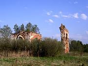 Церковь Воскресения Христова - Погост Подборовье (Светино, Першино) - Ржевский район - Тверская область