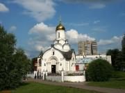 Свиблово. Владимира, митрополита Киевского в Свиблове (новая), церковь