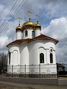 Церковь Троицы Живоначальной - Малое Коробино - Зубцовский район - Тверская область