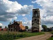 Церковь Спаса Нерукотворного Образа - Слизнево - Арзамасский район и г. Арзамас - Нижегородская область