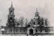 Дебёсы. Троицы Живоначальной, церковь
