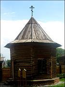 Музей деревянного зодчества. Неизвестная часовня из д. Бедрино Ковровского района - Суздаль - Суздальский район - Владимирская область