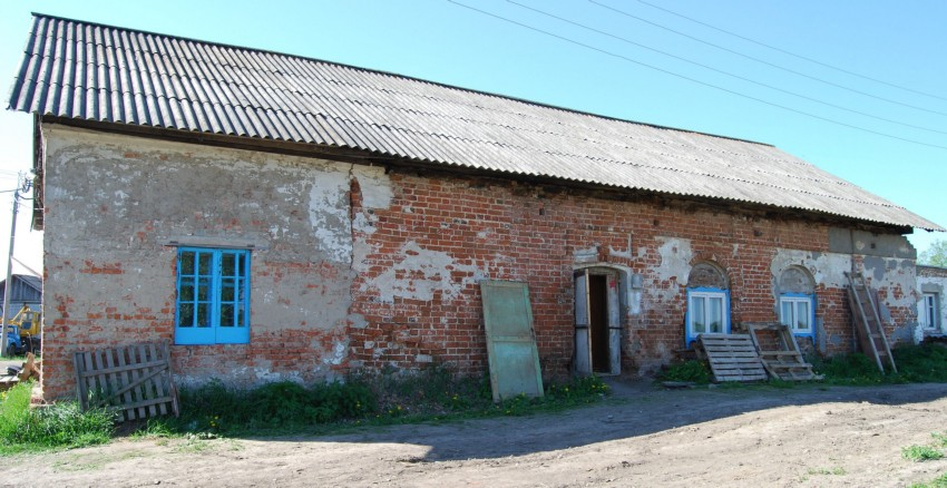 Церковь Троицы Живоначальной (старая), Шуйское