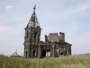 Церковь Николая Чудотворца - Новокрещено - Городищенский район - Пензенская область