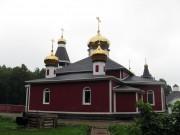 Серафимовский. Георгия Победоносца, церковь