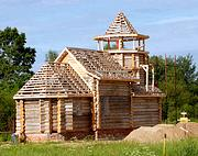 Церковь Матроны Московской - Верея - Орехово-Зуевский район - Московская область
