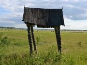 Неизвестная часовня у истока Оки - Александровка - Глазуновский район - Орловская область