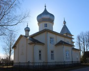 Моленная Троицы Живоначальной - Муствеэ (Mustvee) - Йыгевамаа - Эстония