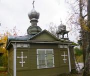 Большево. Казанской иконы Божией Матери, часовня
