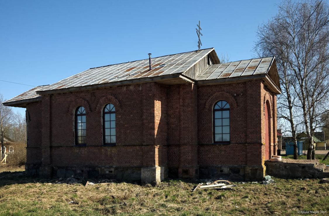 Церковь Николая Чудотворца, Полично