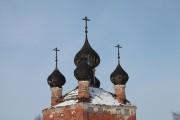 Церковь Тихвинской иконы Божией Матери - Тимохино - Некрасовский район - Ярославская область