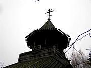 Часовня Покрова Пресвятой Богородицы - Верхняя Видлица - Олонецкий район - Республика Карелия