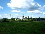 Церковь Троицы Живоначальной - Ордино - Угличский район - Ярославская область