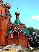 Церковь Митрофана Воронежского - Семилуки, город - Семилукский район - Воронежская область