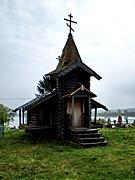 Часовня Космы и Дамиана - Марьино - Чудовский район - Новгородская область