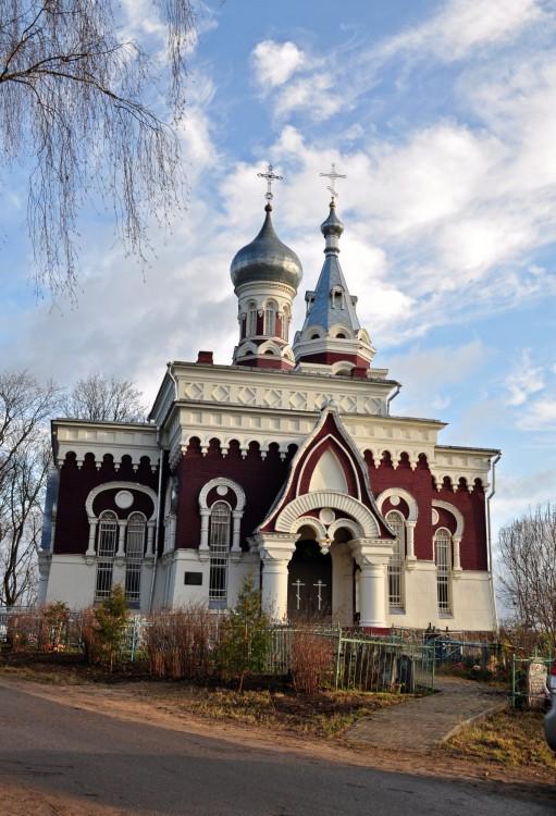 Церковь Космы и Дамиана, Локно