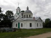 Церковь Троицы Живоначальной - Подберезье - Локнянский район - Псковская область