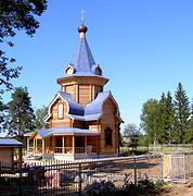 Церковь Покрова Пресвятой Богородицы - Адищево - Островский район - Костромская область