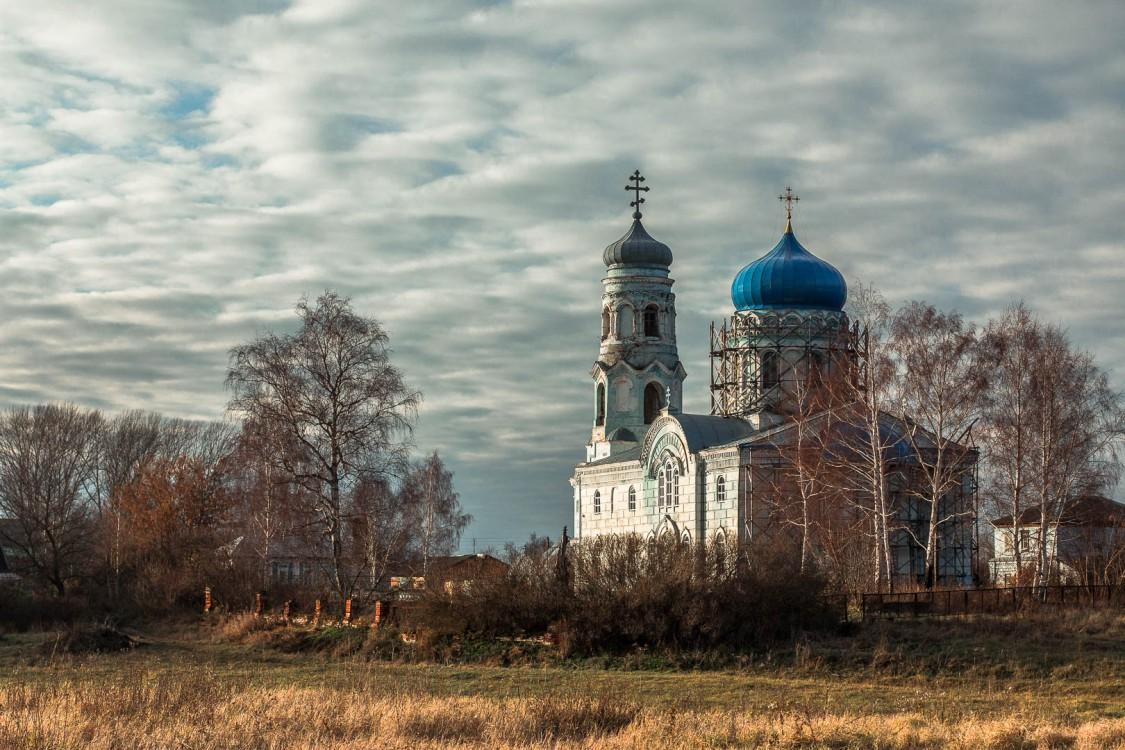 Церковь Троицы Живоначальной, Байково