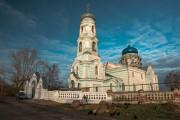 Байково. Троицы Живоначальной, церковь