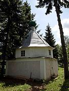 Неизвестная кладбищенская часовня - Бояновичи - Хвастовичский район - Калужская область