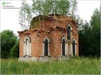 Церковь Боголюбской иконы Божией Матери - Пушнино (Шувалиха) - Собинский район - Владимирская область