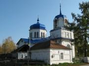 Церковь Покрова Пресвятой Богородицы - Боровое - Усманский район - Липецкая область
